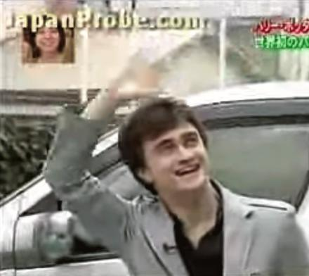 Daniel Radcliffe Visiting an All Girls School In Japan Goes Pretty Much How You Would Expect