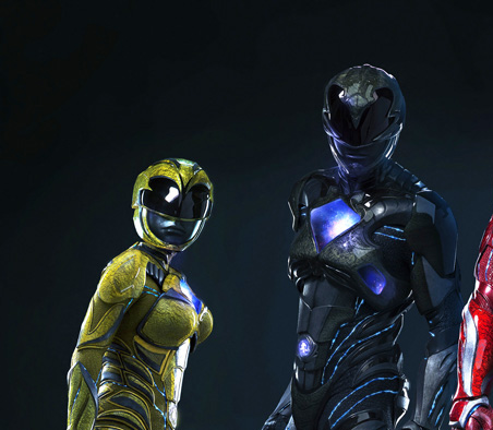 They're Making a New Power Rangers Movie, Here's What Their Suits Will Look Like