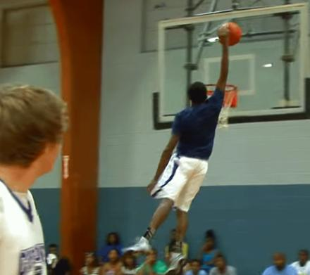 This Guy Is The Best Dunker Currently In High School - Probably College Too