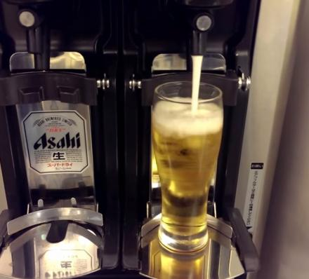 This Is How You Get Served Beer In Japan