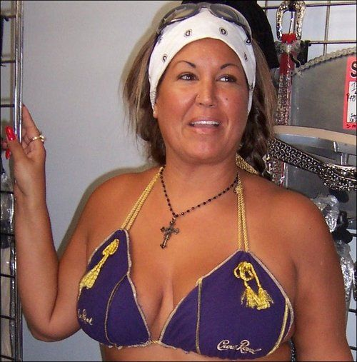 DIY Crown Royal Bag Bra