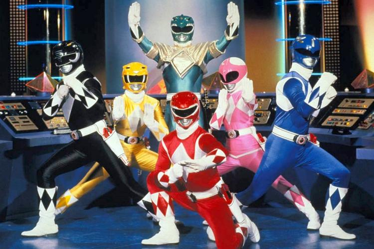 Power Rangers 2017 Movie New Suits First Look