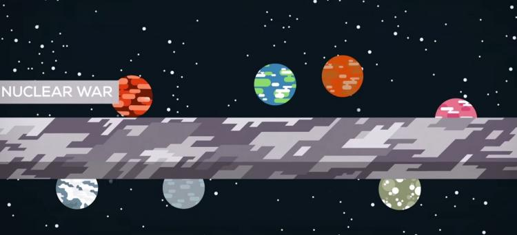 The Fermi Paradox Animated Instructional Video