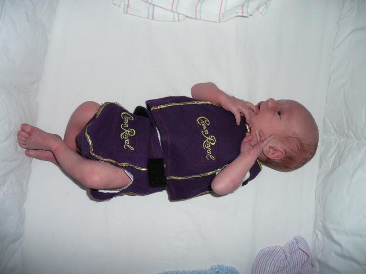 Customm Baby Clothes